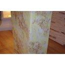 Glastisch Manikürtisch Nageltisch Bürotisch Schreibtisch Marmortisch 180cmx90cm