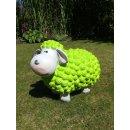 Schaf Schafe Gartendekoration Dekoschaf Verrücktes Neon Tierfigur Luxus Designer