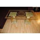 Couchtisch Steinmöbel Glastisch Marmortisch Versa...