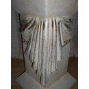 1 x Griechische Säule Standsäule Dekosäule Blumensäule Blumenständer Versa Serie