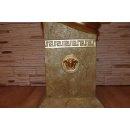 Couchtisch Glastisch Steinmöbel Versa Serie Wohnzimmertisch Medusa 125cmx50