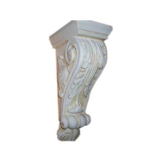2 x Griechische Römische Antike Konsole Wandkonsole Kaminkonsole Wandregal