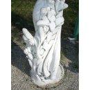 Frauenskulpture Wasserfontäne Stein Skulptur Pflanzenschalen Blumenschale Statue