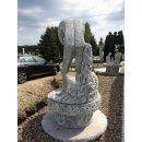 Abstrackter Brunnen Designerbrunnen Wasserspeier Springbrunnen Teichfontäne