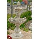 Brunnen Zierbrunnen Fontäne Kaskade Steinbrunnen Springbrunnen Wasserspiele