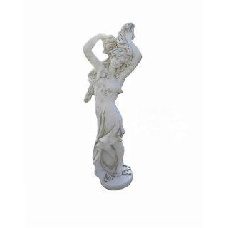 Aphrodite Göttin der Liebe Gartenfigur Steinfigur Höhe: 156cm