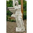 Venus von Milo Gartenfigur Armlose Frauenfigur Steinfigur Venus von Milo Höhe: 122cm