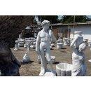 Adonis Steinfigur Griechische Statue David Figur...