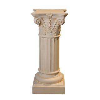 Blumensäule Pflanzenständer Deko Stand Säule Steinmöbel Griechische Römersäule