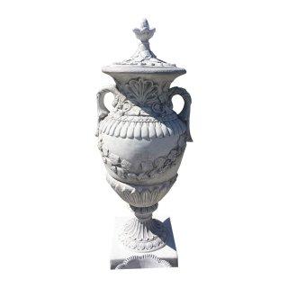 Amphore Vase Steinvase Blumenkübel Torvasen Amphorenvase Türvasen Blumenkübel