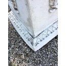 Antikes Wohndesign Spar-Set 2 x Griechischer Sockel Steinsäule Blumensäule Blumenständer Säule Gartensäule Sockelsäule 284KG