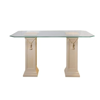 Schreibtisch Computertisch Manikür Kosmetik Nagel Esstisch Küchen Tafel Tisch