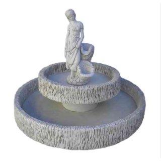 Figurenbrunnen Springbrunnen Kaskadenbrunnen Gartenspringbrunnen Beckenbrunnen