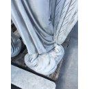 Engel Engelsfigur Steinengel Gartenengel Steinfigur Gartenfigur Trauernder Engel