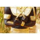 Lebensgroßer Ramses Pharao Ägyptische Figuren Figur Anubis Nofretete Echnaton