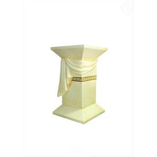 Griechische Säule Griechische Möbel Blumensäule Blumentisch Dekosäule Höhe: 55cm