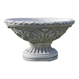 1 x Ovale Pflanzschale Blumenkübel Pflanzkübel Griechische Amphoren Blumentopf