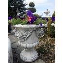 2 x Blumenkübel Pflanzkübel Blumentopf Amphore Blumenschale Terrassenmöbel Topf