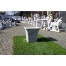 2 x Blumenkübel Pflanzkübel Blumentopf Pflanzschale Pflanztrog 50cmx50cmx50cm