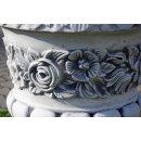 2 x Blumentopf Amphore Pflanzschale Steinmöbel Blumenkübel Pflanzkübel 124KG