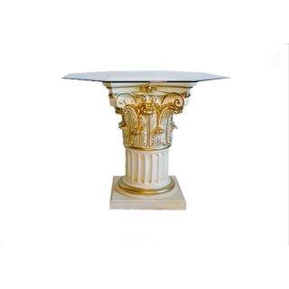 Achteckiger Esstisch Küchentisch Esszimmertisch Griechische Möbel Barocktisch