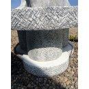 Abstrackter Garten Figuren Brunnen Designerbrunnen Springbrunnen Kaskadenbrunnen