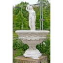 Griechischer Figurenbrunnen Springbrunnen Fontänenbrunnen Garten Springbrunnen