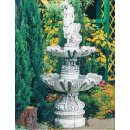 Gartenbrunnen Springbrunnen Beckenbrunnen Figurenbrunnen Wasserspiele Fontäne